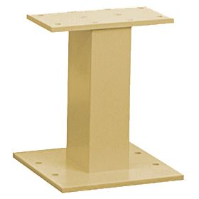 Commercial 3385 Pedestal for Cluster Box Unit Type III and IV and Outdoor Parcel Locker