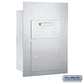 Commercial 3600C5 Collection Unit for 5 Door High Unit