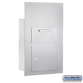 Commercial 3600C6 Collection Unit for 6 Door High Unit