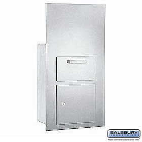 Commercial 3600C7 Collection Unit for 7 Door High Unit