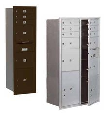 Commercial 3700 OM2 Outgoing Mail Compartment / Carrier Access Door
