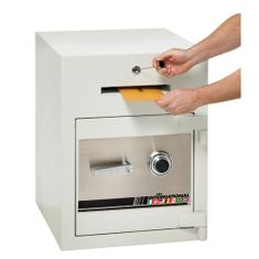 Depository Safe EVRH�B-Rate Safes and Utility Chests