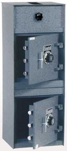 Gardall RC1237 Rotary Top Load Deposit Safe