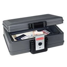 Honeywell 2017 Fire & Water Proof Chest
