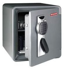 Honeywell 2092DF Fire & Water Proof Safe with File Rack