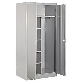Locker 92374 78 Inches High 24 Inches Deep Combination Storage Cabinets