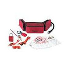 Master Lock 1456E1106 Personal Lockout Pouch Kit - Electrical