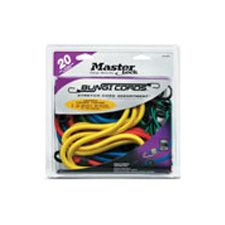 Master Lock 3024DAT Twin Wire Bungee Cords