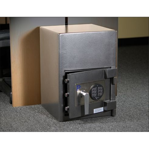Protex FD-2014BD Electronic Rear Facing Depository Safe
