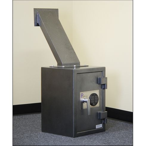 Protex FD-2014LS Electronic Rear Drop Chute Depository Safe