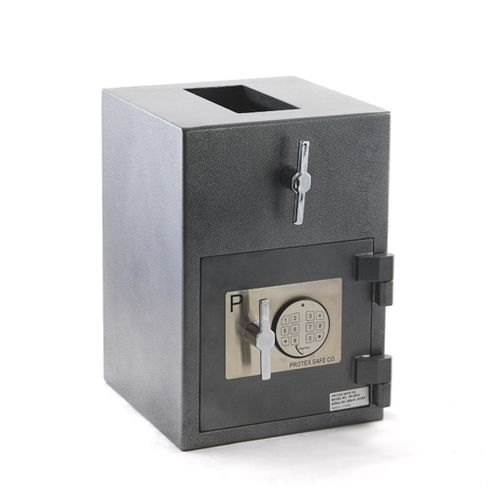 Protex RD-2014�Top Loading Rotary Electronic Locks Depository Safe