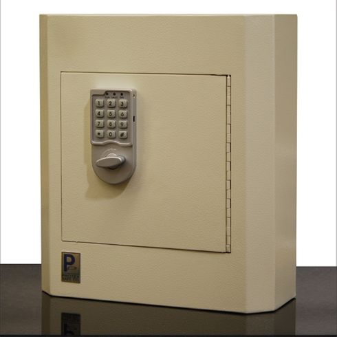 Protex SDL-400E Wall Mount Drop Box with Electronic Lock