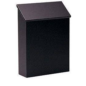 Residential Traditional Mailbox Standard Vertical Style with Durable Powder Coated Finish