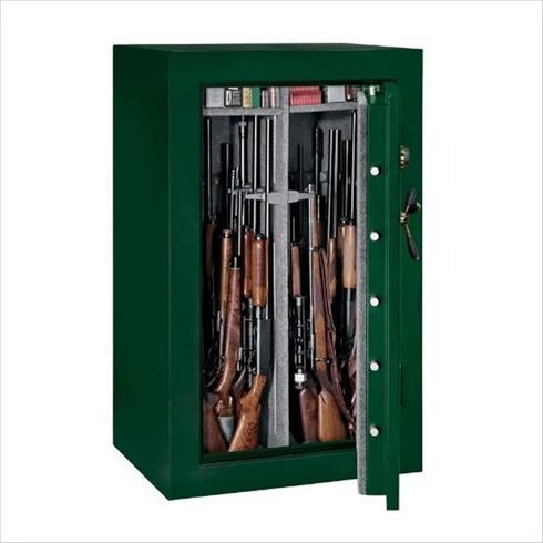 Safes Elite 36 Gun Convertible Fire Resistant Safe with Electronic Lock