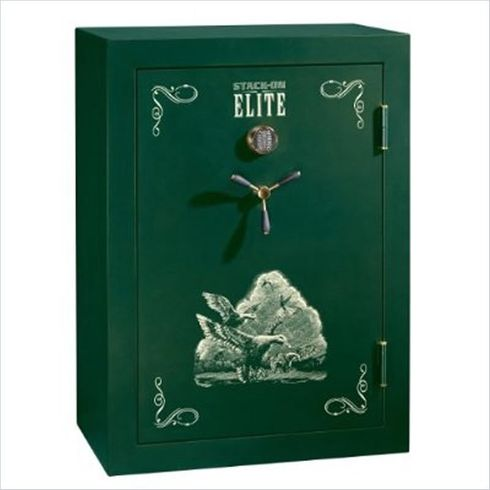 Safes Elite 45 Gun Convertible Fire Resistant Safe with Electronic Lock