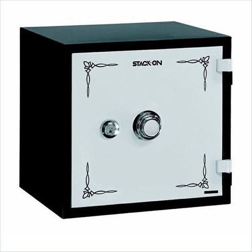 """Safes Strong Box 16.5"""" Fire Resistant Personal Combination Lock Safe"""