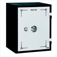 """Safes Strong Box 21"""" Fire Resistant Personal Safe with Dual Combination Lock"""