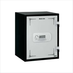 """Safes Strong Box 21"""" Fire Resistant Personal Safe with Electronic Lock"""