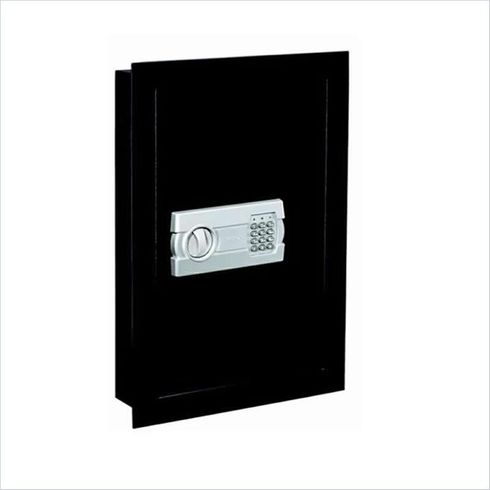 Safes Strong Box Recessed Wall Safe with Electronic Lock