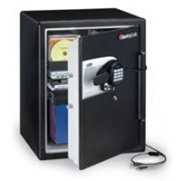 Sentry QE5541 Fire Water Resistant Safe