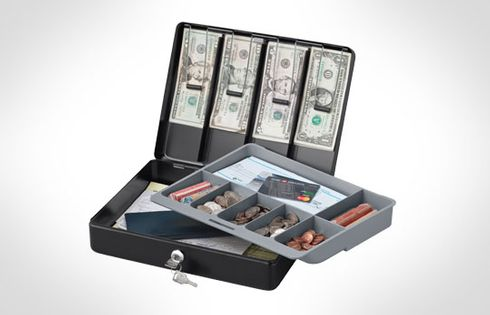 Sentry Safes DCB-1 Deluxe Safebox