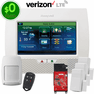 $0-Down Honeywell LYNX Touch L7000 Cellular Verizon LTE Wireless Security System