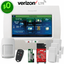 $0-Down Honeywell LYNX Touch L7000 Dual-Paths (WiFi & Verizon LTE) Wireless Security System