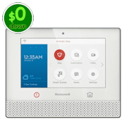 $0-Down Honeywell Lyric Controller Security Systems