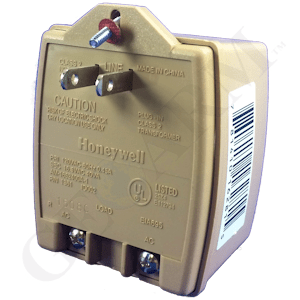 1361 - Honeywell 16.5VAC @ 40VA Plug-In Power Transformer (for VISTA-Series Control Panels)