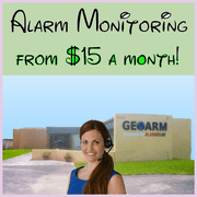$15 Alarm Monitoring Services