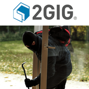 2GIG Burglary Intrusion Alarm Monitoring Services