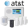 2GIG-ATTGSMKIT - CNTRL2 Cellular Wireless Security System (for AT&T Network)