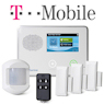 2GIG-ATTGSMKIT - CNTRL2 Cellular Wireless Security System (for T-Mobile Network)