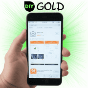 2GIG DiY Gold Dual-Path Home Alarm Monitoring Services (Powered by Alarm.com)