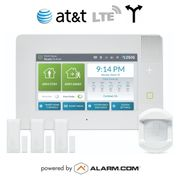 2GIG-GC3E-345-K31-DPLTEA - GC3e eSeries Wireless Dual-Path Security System Kit (w/AT&T LTE/IP Alarm.com Communicator)