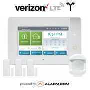 2GIG-GC3E-345-K31-DPLTEV - GC3e eSeries Wireless Dual-Path Security System Kit (w/Verizon LTE/IP Alarm.com Communicator)