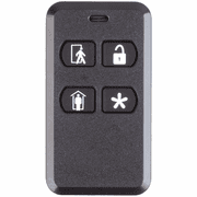 2GIG-KEY2-345 - Remote 4-Button Alarm Keyfob