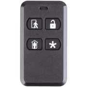 2GIG-KEY2E-345 - Remote 4-Button Alarm Keyfob (w/eSeries Encryption)