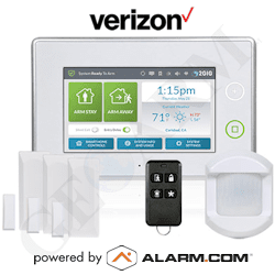2GIG-KIT311-GC3 - Wireless Security System Kit (w/Verizon CDMA Alarm.com Communicator)