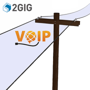 2GIG Phone & VoIP Monitoring Services