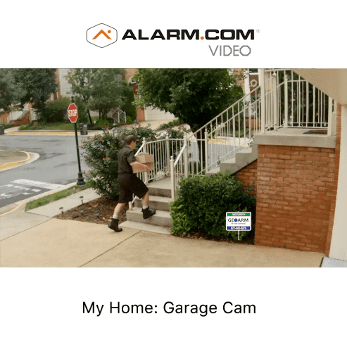 2GIG Residential Home Video Surveillance Services (Powered by Alarm.com)