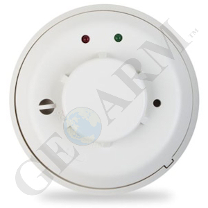 2GIG-SMKT2 - Wireless Smoke & Heat Detector