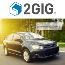 2GIG Standalone GPS Connected Car Tracking Services