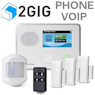 2GIG-CNTRL2 - Phone Line & VoIP Wireless Security System