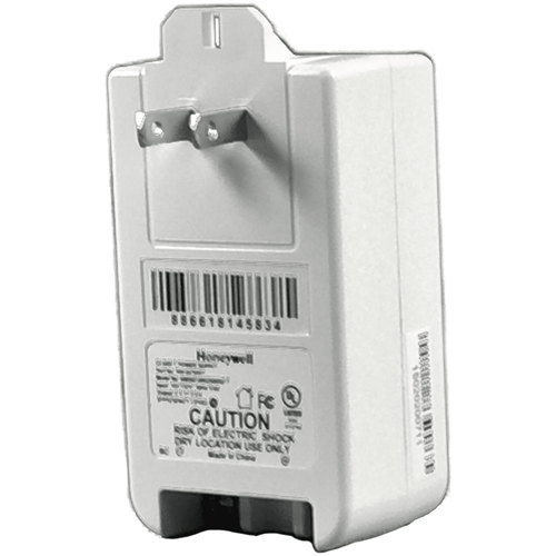 300-04705V1 - Honeywell Plug-In Power Transformer with Ground (for LYNX Touch/Lyric Controller Panels)