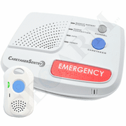 41911 - LogicMark CaretakerSentry Medical Alert PERS System (w/Two-Way Voice Transmitter)