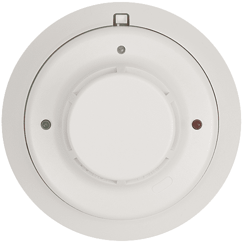 4WT-B - Honeywell System Sensor Conventional 4-Wire Intelligent Photoelectric Smoke Detector w/Thermal