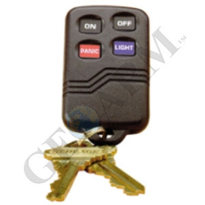5804E - Honeywell Wireless Alarm Keyfob w/Encryption
