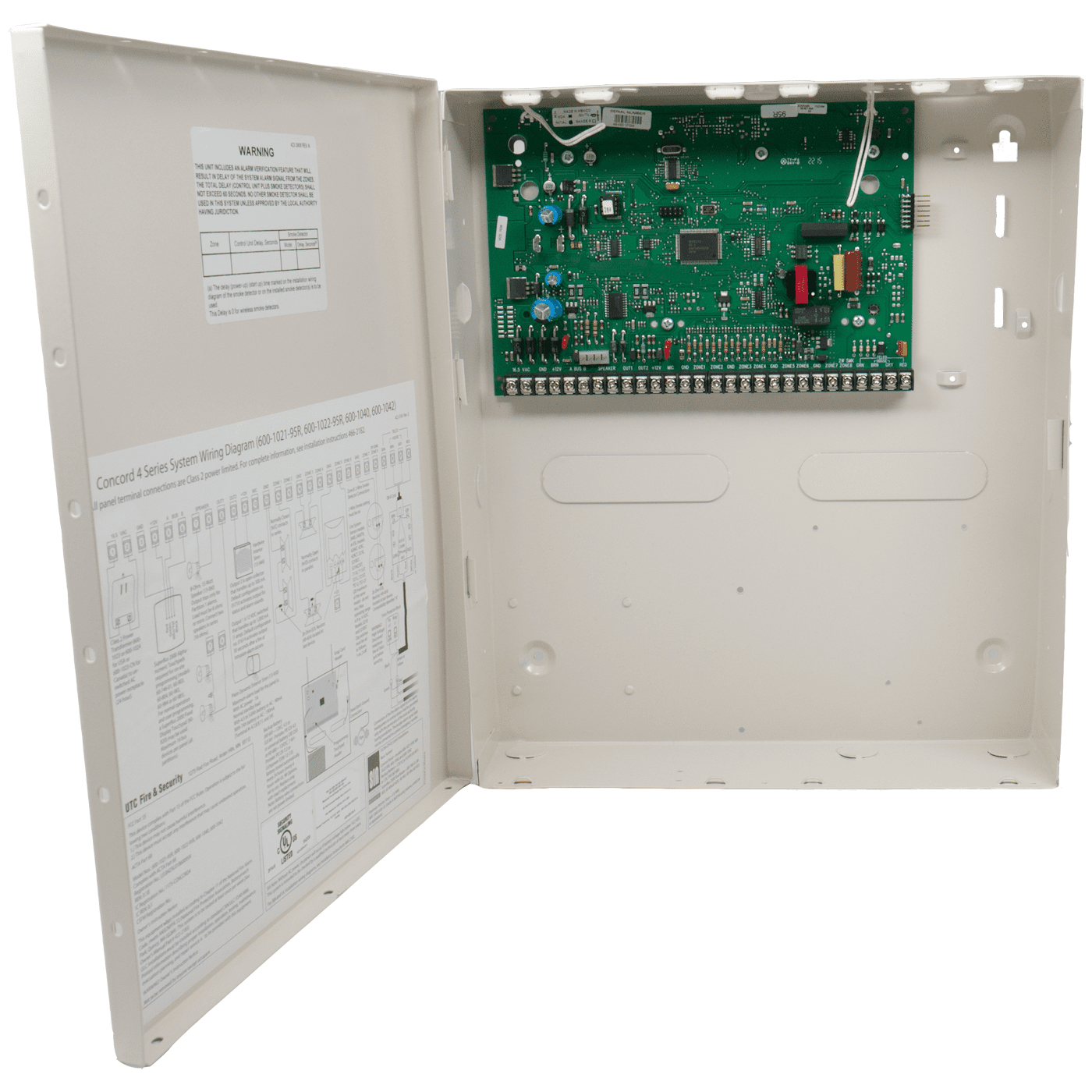 600 1021 95r interlogix concord 4 alarm control panel rh geoarm com GE Motor Wiring Schematics GE Dryer Diagram