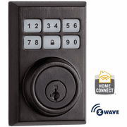 99100-014 - Kwikset Z-Wave SmartCode Wireless Contemporary Deadbolt (Venetian Bronze)